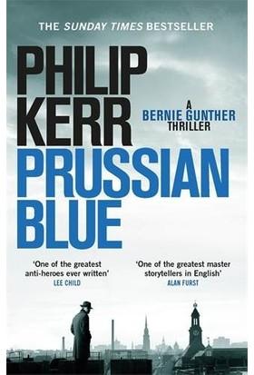 Prussian Blue (Bernie Hunter 12) - Philip Kerr