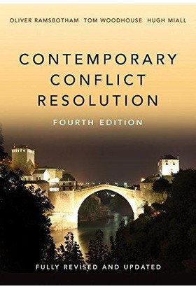 Contemporary Conflict Resolution 3rd Ed. - Oliver Ramsbotham