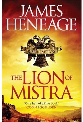 The Lion Of Mistra (Mistra Chronicles 3) - James Heneage