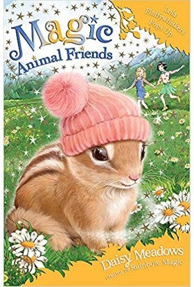 Lola Fluffywhiskers Pops Up (Magic Animal Friends 22) - Daisy Meadows