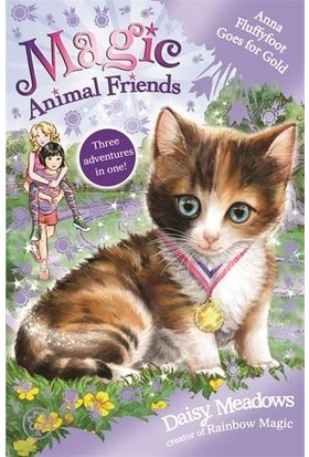Anna Fluffyfoot Goes For Gold (Magic Animal Friends Special 6) - Daisy Meadows