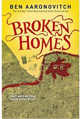 Broken Homes (Peter Grant 4) - Ben Aaronovitch