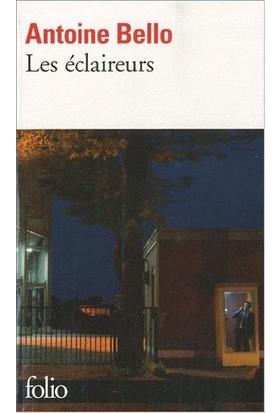 Les Eclaireurs - Antoine Bello