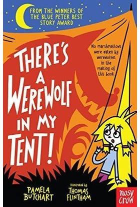 There's A Werewolf In My Tent (Baby Aliens) - Pamela Butchart
