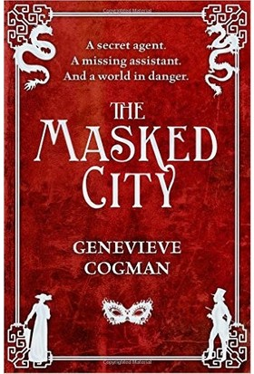 The Masked City (Invisible Library 2) - Genevieve Cogman