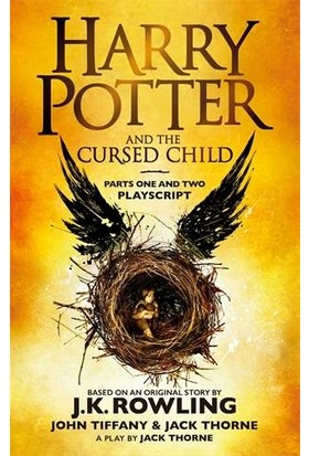 Harry Potter And The Cursed Child - J. K. Rowling