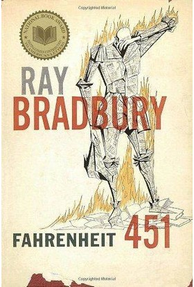 Fahrenheit 451 (English) - Ray Bradbury