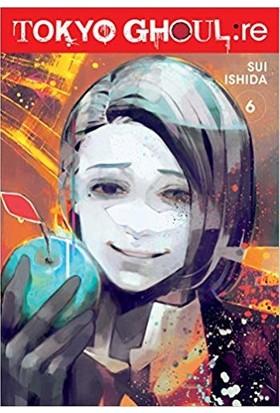Tokyo Ghoul: Re 6 - Sui Ishida