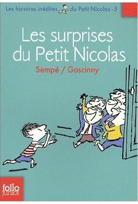 Les Surprises Du Petit Nicolas - Rene Goscinny
