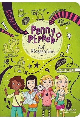 Penny Pepper Auf Klassenfahrt - Ulrike Rylance