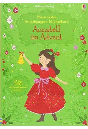 Annabell Im Advent (Stickerbuch) - Fiona Watt