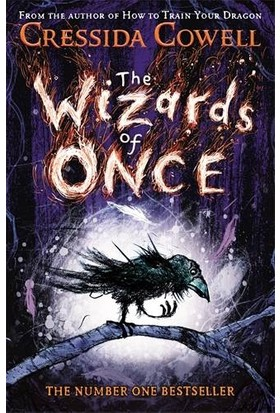 The Wizards Of Once 1 - Cressida Cowell