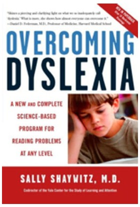 Overcoming Dyslexia - Sally Shaywitz
