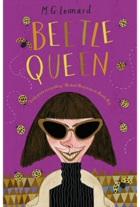 Beetle Queen - M. G. Leonard