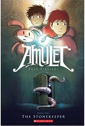 Amulet 1: The Stonekeeper - Kazu Kibuishi