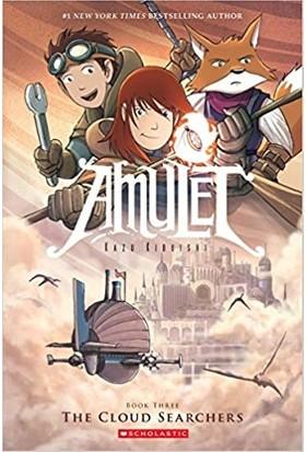 Amulet 3: The Cloud Searchers - Kazu Kibuishi