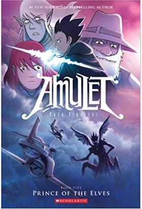 Amulet 5: Prince Of The Elves - Kazu Kibuishi