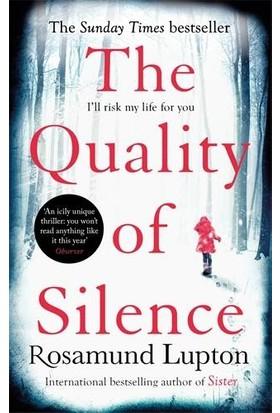 Quality Of Silence - Rosamund Lupton