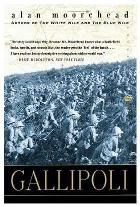 Gallipoli - Alan Moorehead