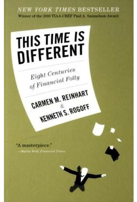 This Time Is Different - Carmen M. Reinhart
