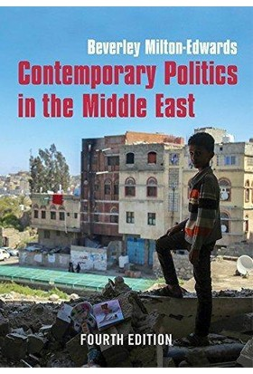 Contemporary Politics İn Middle East - Beverley Milton-Edwards