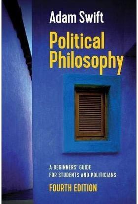 Political Philosophy - Adam Swift