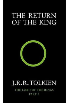 The Lord Of The Rings 3: The Return Of The King - J. R. R. Tolkien
