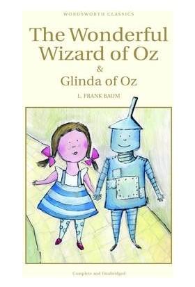The Wonderful Wizard Of Oz/glinda Of Oz - L. F. Baum