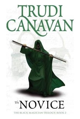 Black Magician 2: The Novice - Trudi Canavan
