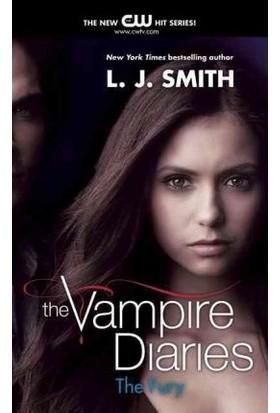 Vampire Diaries 3: The Fury - L. J. Smith