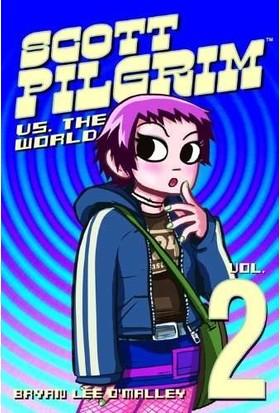 Sp 2: Scott Pilgrim Vs The World - Bryan Lee O'Malley