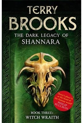 Witch Wraith (Dark Legacy Of Shannara 3) - Terry Brooks