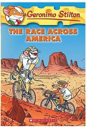The Race Across America (Geronimo Stilton 37) - Geronimo Stilton