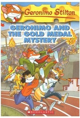 Gold Medal Mystery (Geronimo Stilton 33) - Geronimo Stilton