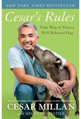 Cesar's Rules: Your Way To Train A Well Behaved Dog - Cesar Millan