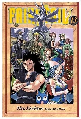 Fairy Tail 13 - Hiro Mashima
