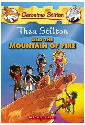 Thea Stilton And The Mountain Of Fire - Thea Stilton