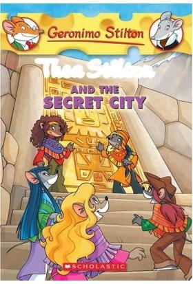 Thea Stilton And The Secret City - Thea Stilton