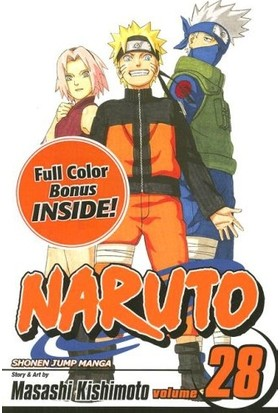 Naruto 28 - Masashi Kishimoto