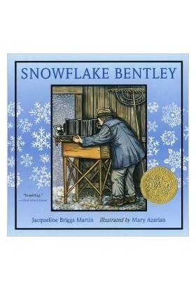 Snowflake Bentley - Jacqueline Briggs Martin