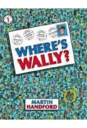 Where's Wally - Martin Hanford