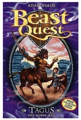 Beastquest: Tagos The Horse-Man - Adam Blade