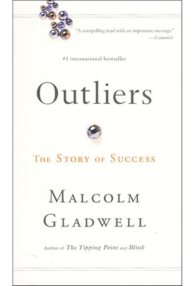 Outliers (Mass Market Ed.) - Malcolm Gladwell
