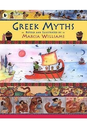 Greek Myths - Marcia Williams