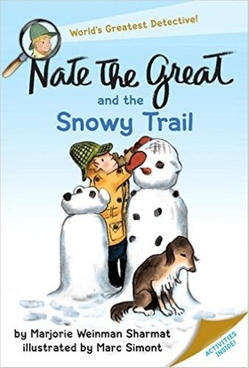 Nate The Great And The Snowy Trail - Marjorie Weinman Sharmat