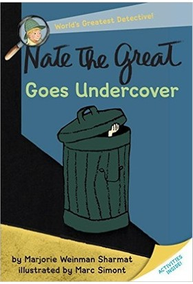 Nate The Great Goes Undercover - Marjorie Weinman Sharmat