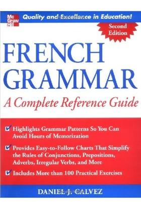 French Grammar - Daniel Calvez