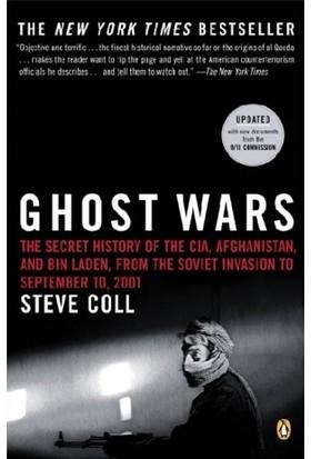 Ghost Wars - Steve Coll