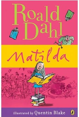 Matilda (English) - Roald Dahl