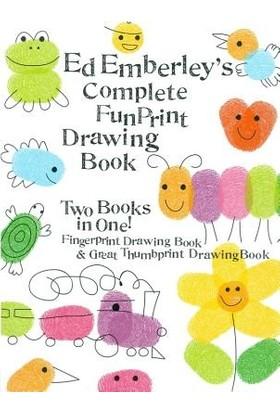 Ed Emberley's Complete Funprint Drawing Book - Ed Emberley